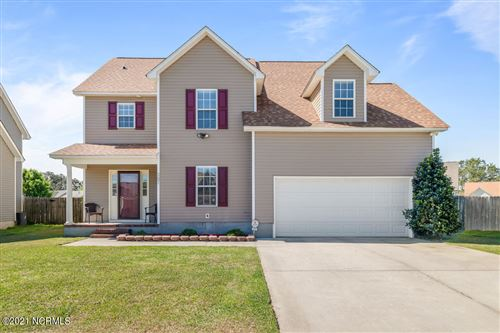 Photo of 207 Ashcroft Drive, Jacksonville, NC 28546 (MLS # 100223176)