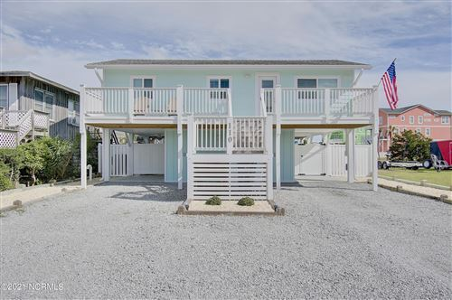 Photo of 110 Sailfish Drive, Holden Beach, NC 28462 (MLS # 100297176)