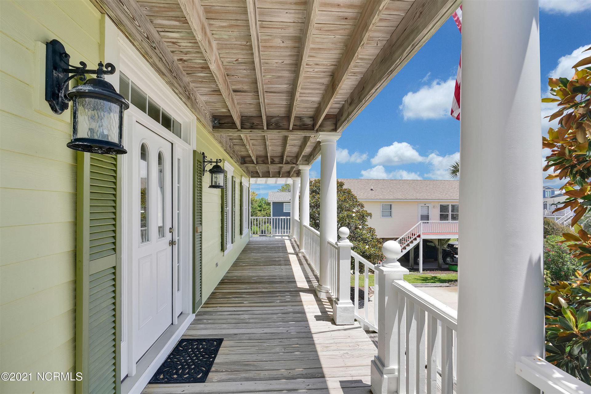 Photo of 318 Marker Fifty Five Drive, Holden Beach, NC 28462 (MLS # 100286177)