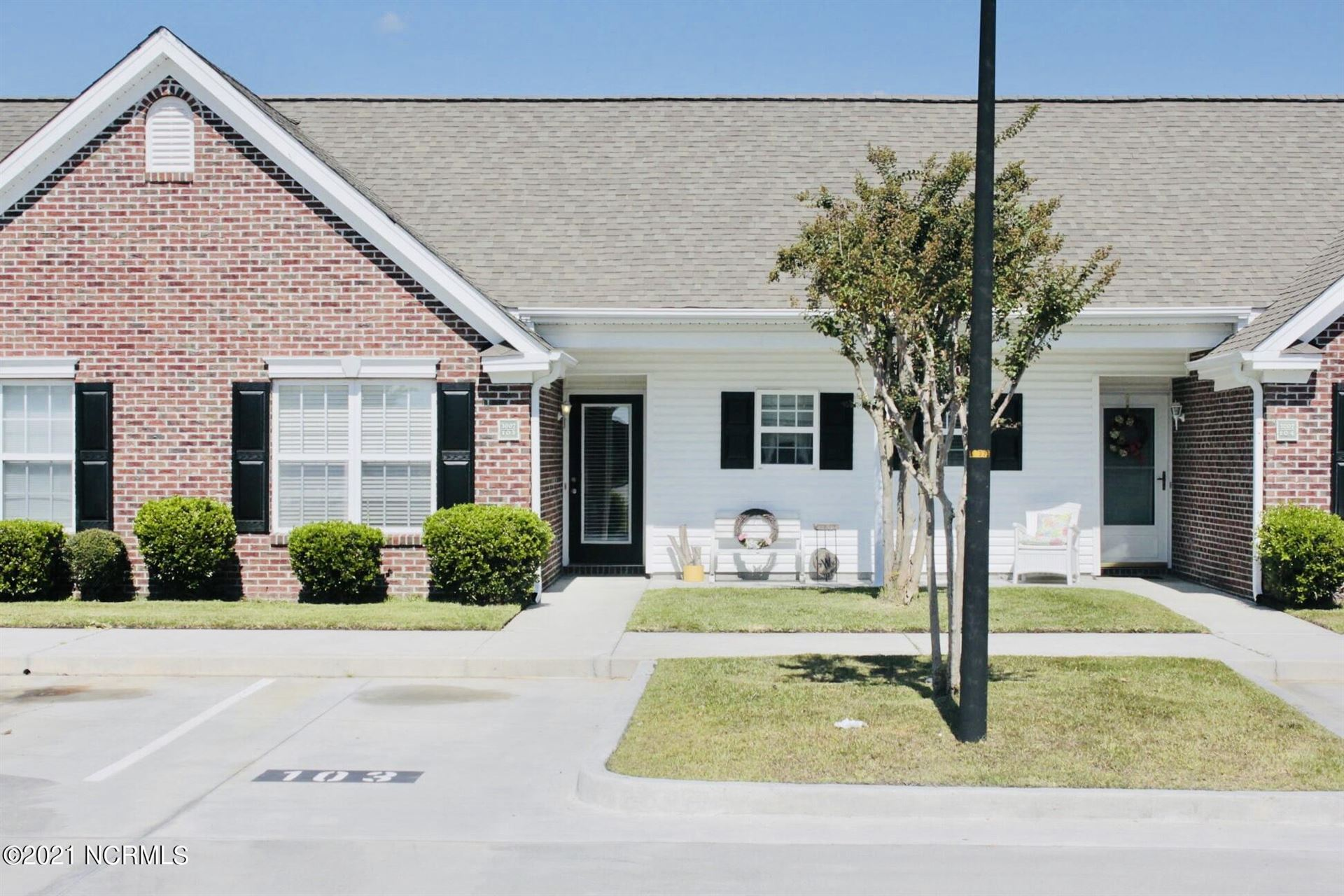 Photo of 3007 Lauren Place Drive #103, Wilmington, NC 28405 (MLS # 100296177)
