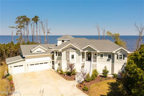 Photo of 758 Sandy Point Drive, Beaufort, NC 28516 (MLS # 100265178)