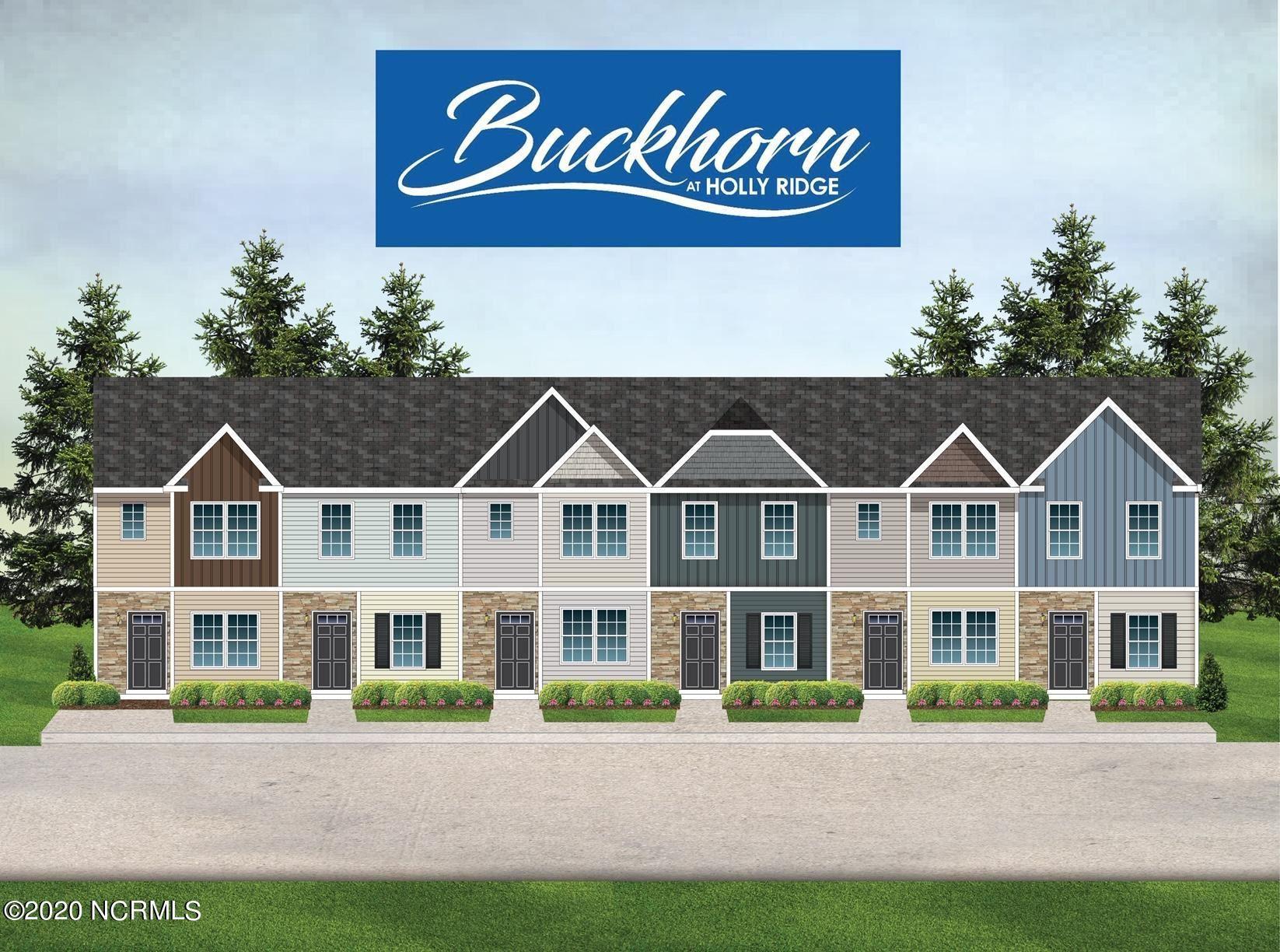 Photo for 155 Buckhorn Avenue, Holly Ridge, NC 28445 (MLS # 100250179)
