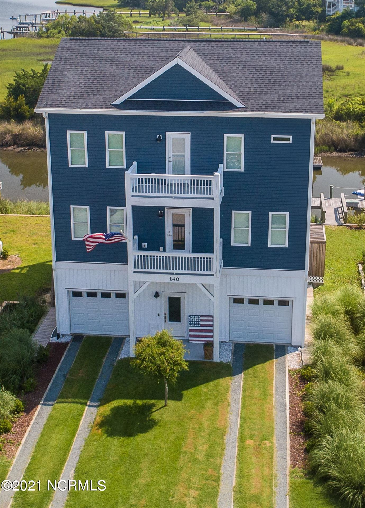 Photo for 140 Atkinson Road, Surf City, NC 28445 (MLS # 100279179)