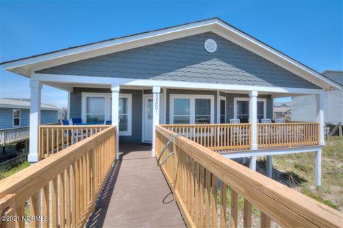 Tiny photo for 3301 W Beach Drive, Oak Island, NC 28465 (MLS # 100269180)