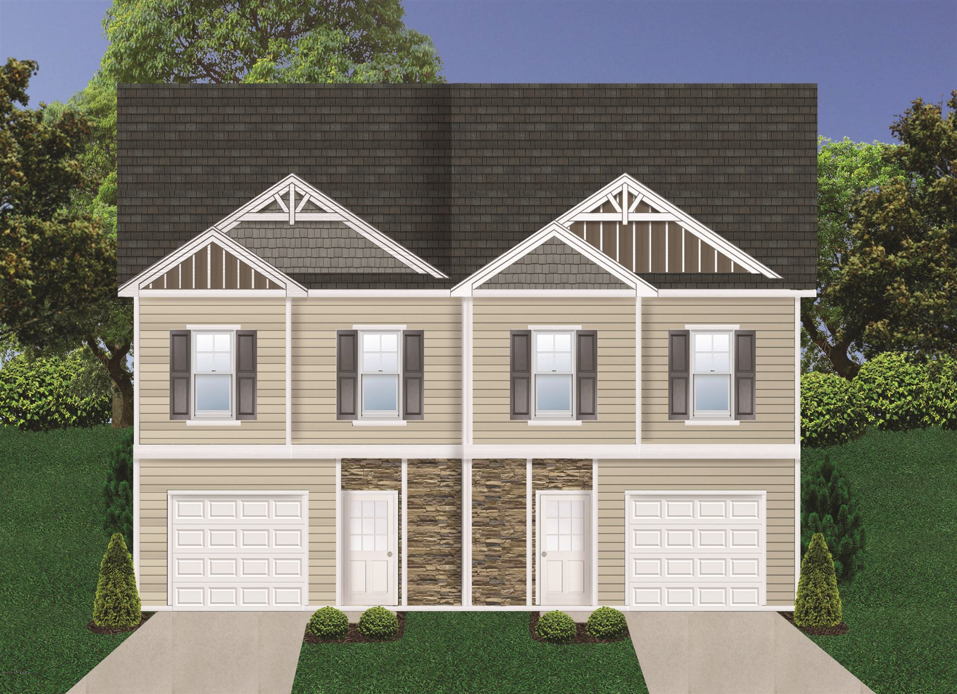 Photo for 421 Vandemere Court, Holly Ridge, NC 28445 (MLS # 100265180)