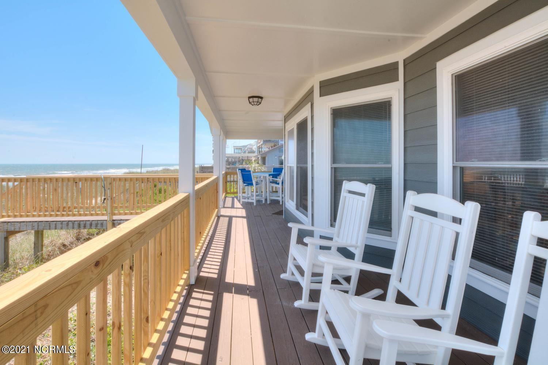 Photo of 3301 W Beach Drive, Oak Island, NC 28465 (MLS # 100269180)