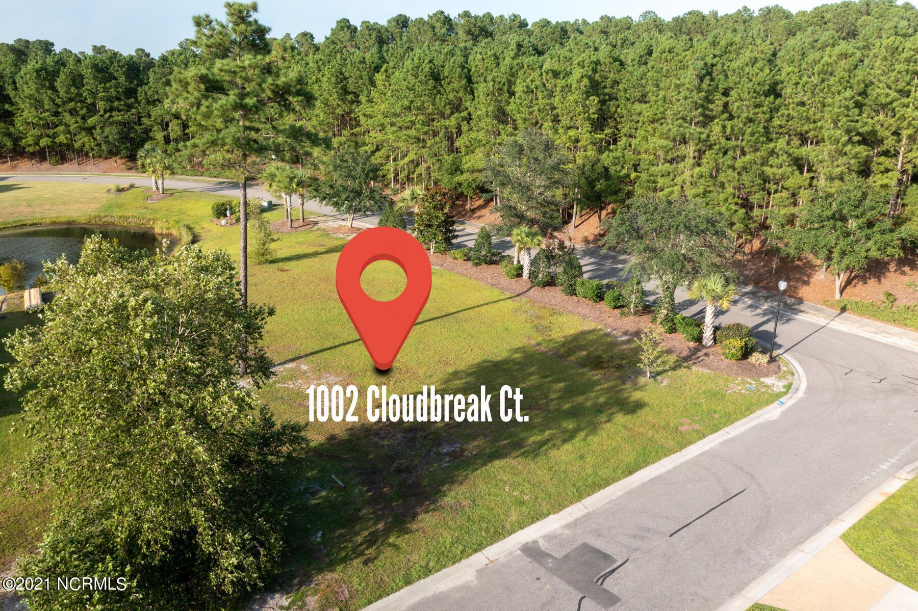Photo of 1002 Cloudbreak Court, Leland, NC 28451 (MLS # 100288180)