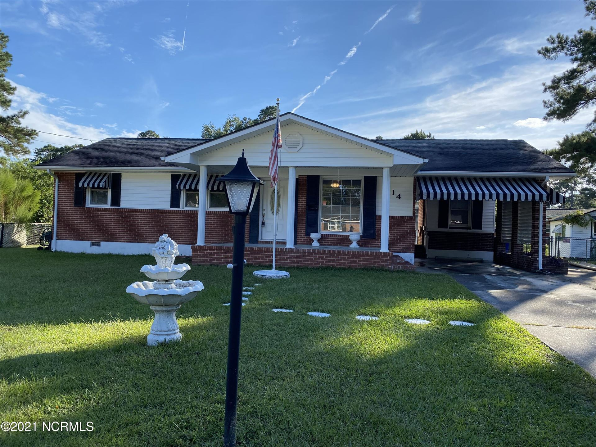 Photo of 114 Cole Drive, Jacksonville, NC 28540 (MLS # 100290180)