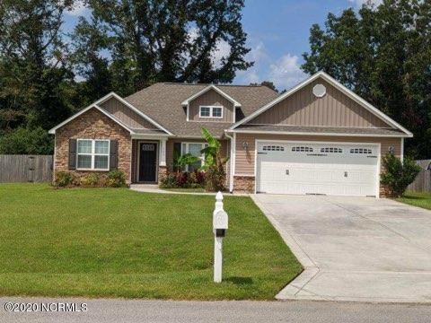 Photo of 107 Prelude Drive, Richlands, NC 28574 (MLS # 100234181)