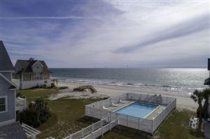 Tiny photo for 4196 Island Drive, North Topsail Beach, NC 28460 (MLS # 100188182)