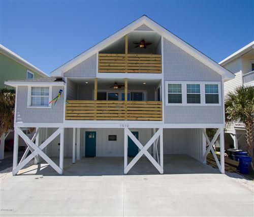 Photo of 1510 S Lake Park Boulevard, Carolina Beach, NC 28428 (MLS # 100228182)