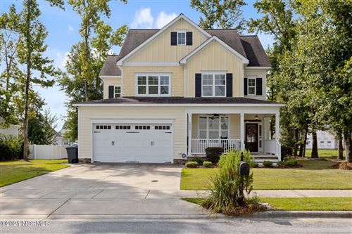 Photo of 3804 Colony Woods Drive, Greenville, NC 27834 (MLS # 100291182)
