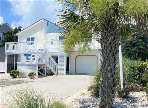 Photo of 7118 Ocean Drive, Emerald Isle, NC 28594 (MLS # 100227184)