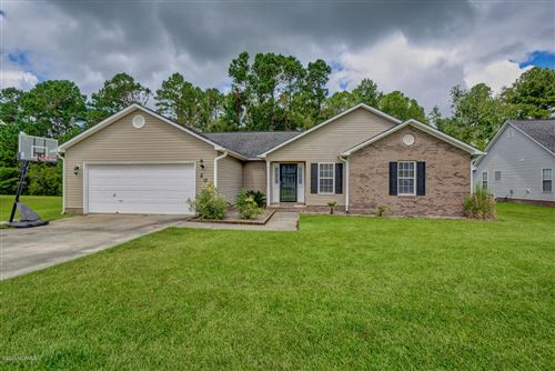 Photo of 204 Edgefield Drive, Jacksonville, NC 28546 (MLS # 100237184)