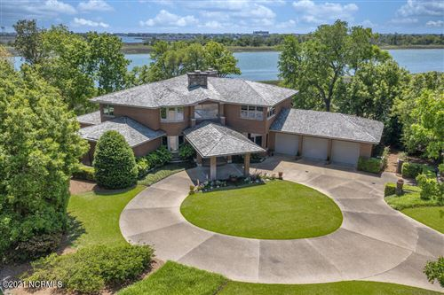 Photo of 1409 Landfall Drive, Wilmington, NC 28405 (MLS # 100269184)