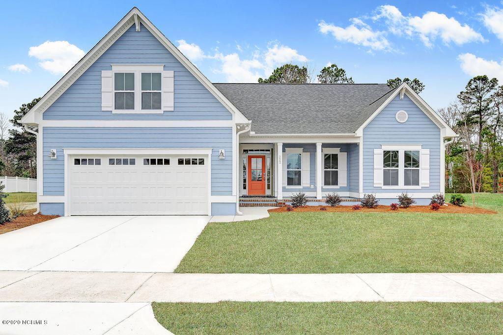 322 Summerhouse Drive, Holly Ridge, NC 28445 - MLS#: 100201186