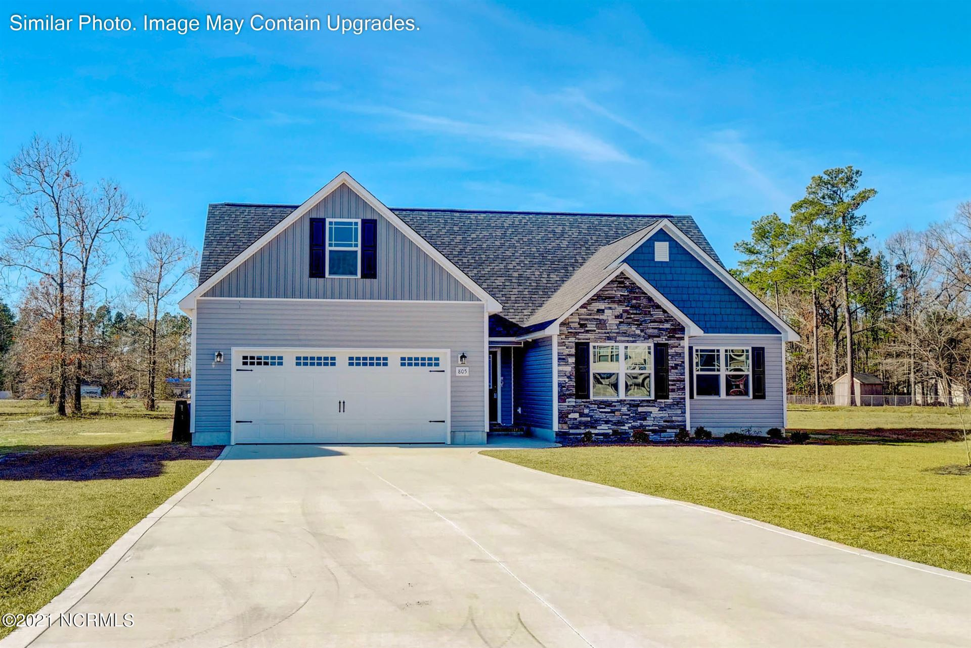 Photo of 1316 Chadwick Shores Drive, Sneads Ferry, NC 28460 (MLS # 100270187)