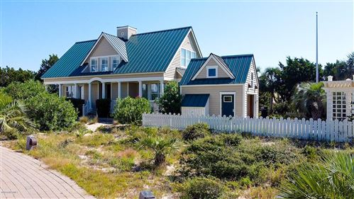 Photo of 334 Stede Bonnet Wynd, Bald Head Island, NC 28461 (MLS # 100242188)