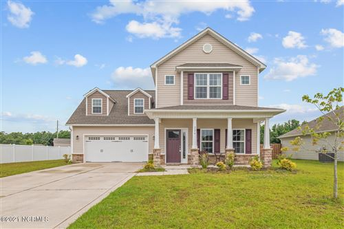 Photo of 224 Sailor Street, Sneads Ferry, NC 28460 (MLS # 100280188)