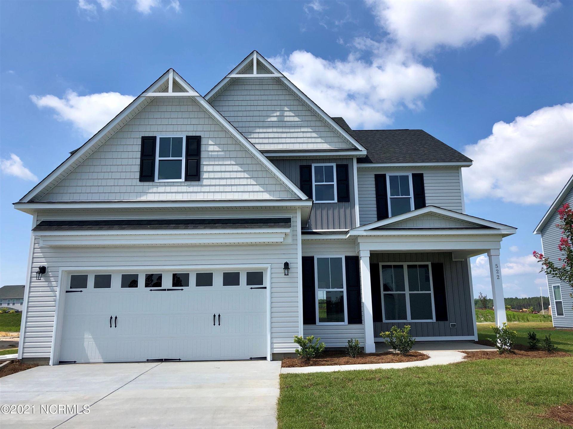 Photo of 345 Grandview Drive, Hampstead, NC 28443 (MLS # 100289188)
