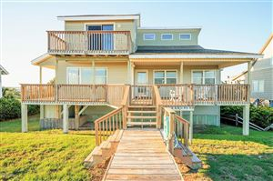 Photo of 215 Caswell Beach Road, Caswell Beach, NC 28465 (MLS # 100171189)