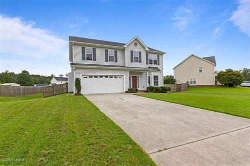 Photo of 308 Exmoor Drive, Jacksonville, NC 28540 (MLS # 100233189)