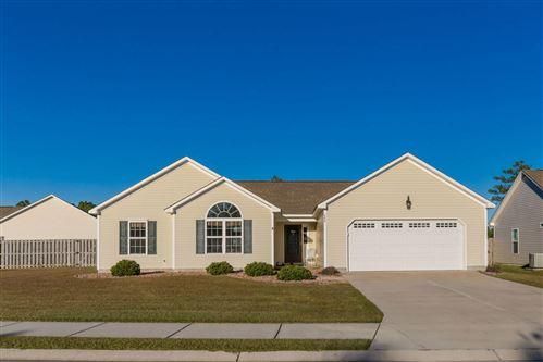 Photo of 408 Amaryllis Lane, Holly Ridge, NC 28445 (MLS # 100139190)