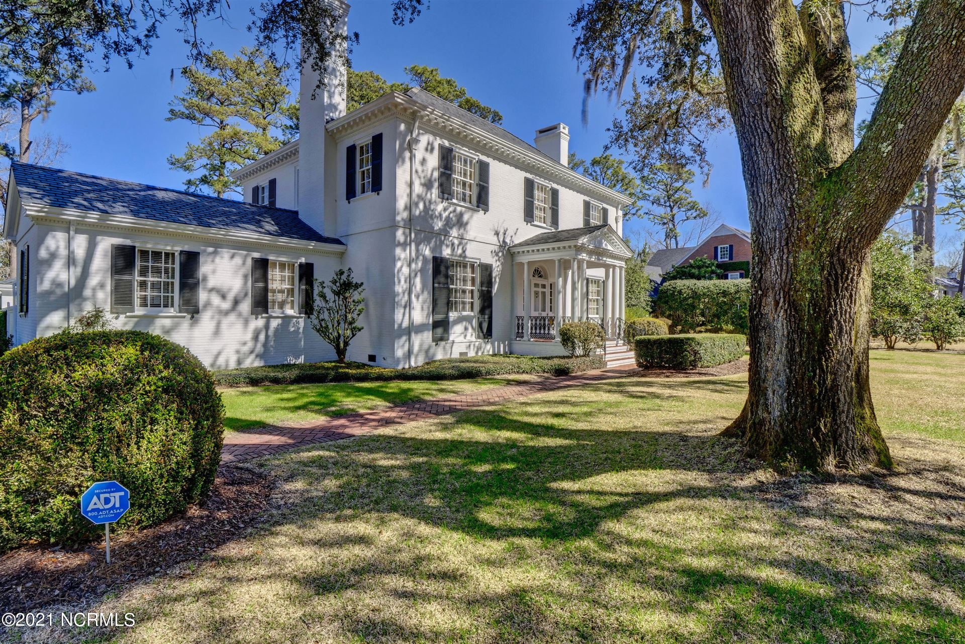 Photo of 733 Forest Hills Drive, Wilmington, NC 28403 (MLS # 100258191)