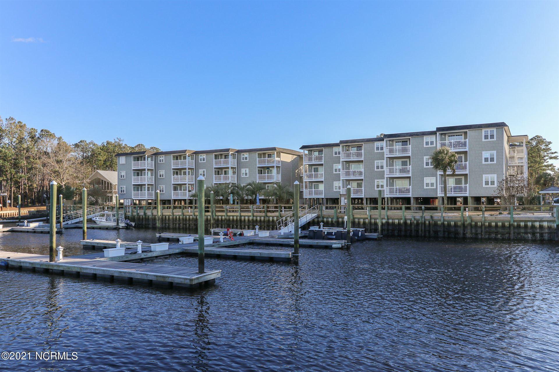Photo for 5400 E Yacht Drive #B12, Oak Island, NC 28465 (MLS # 100284191)