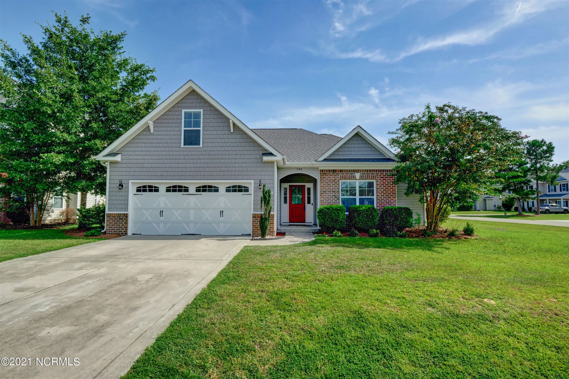 Photo of 300 Huxton Court, Sneads Ferry, NC 28460 (MLS # 100291191)