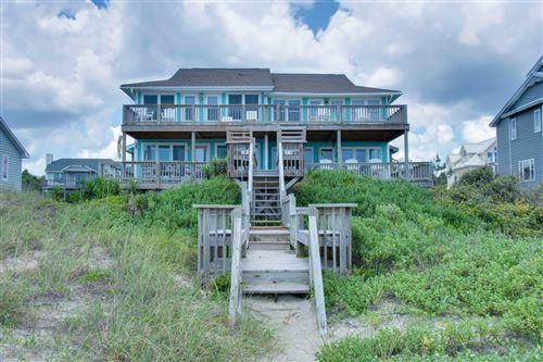 Photo of 7025 Ocean Drive #West, Emerald Isle, NC 28594 (MLS # 100244192)