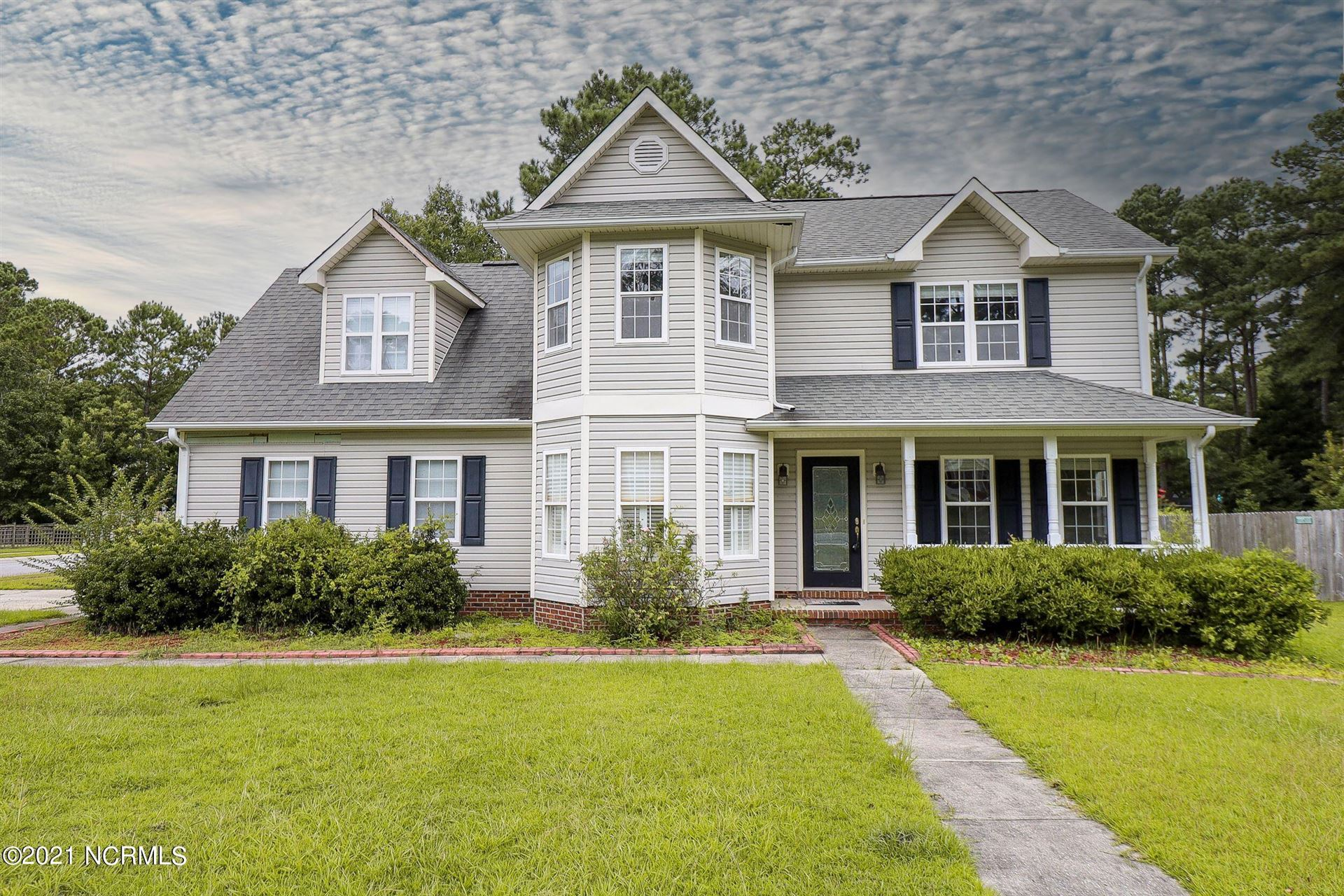 Photo of 98 Archdale Drive, Jacksonville, NC 28546 (MLS # 100287192)