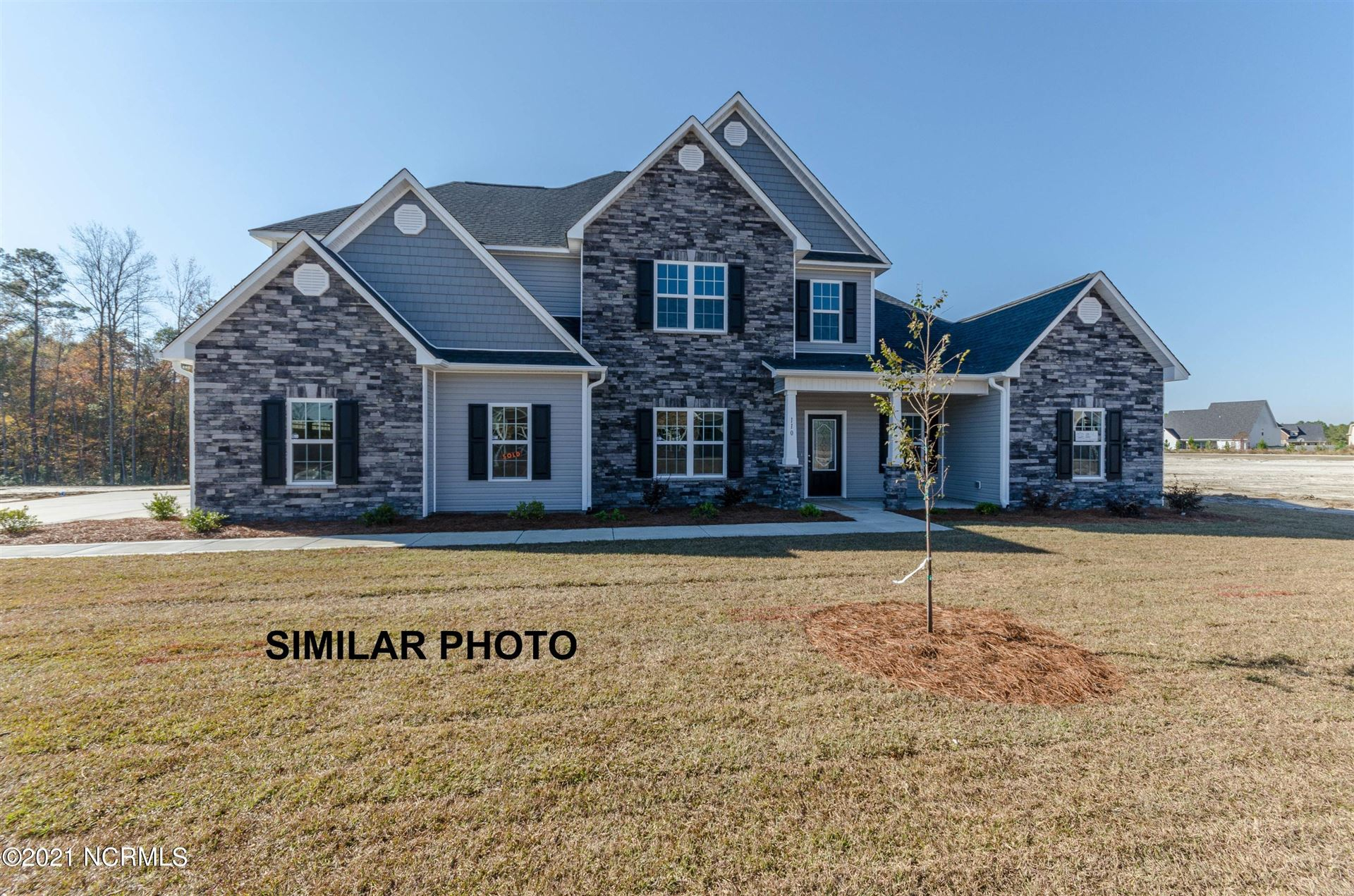 Photo for 400 Ibis Court, Sneads Ferry, NC 28460 (MLS # 100254193)