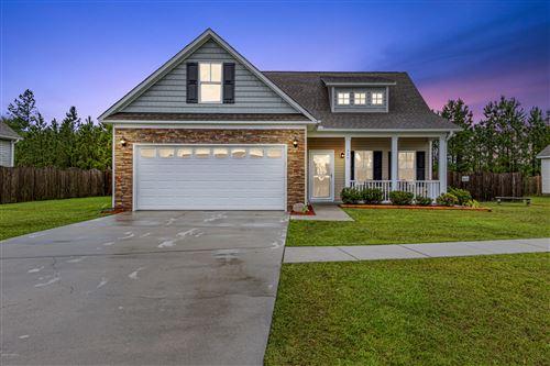 Photo of 309 Topaz Drive, Jacksonville, NC 28546 (MLS # 100223194)