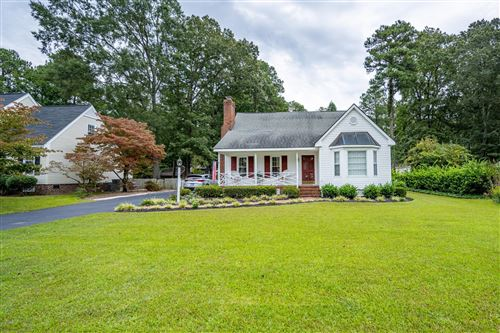 Photo of 3813 Providence Road, Rocky Mount, NC 27803 (MLS # 100238194)