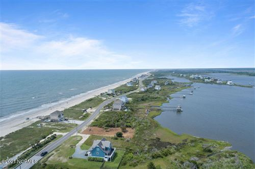 Photo of Lot 17 New River Inlet Road, North Topsail Beach, NC 28460 (MLS # 100284195)