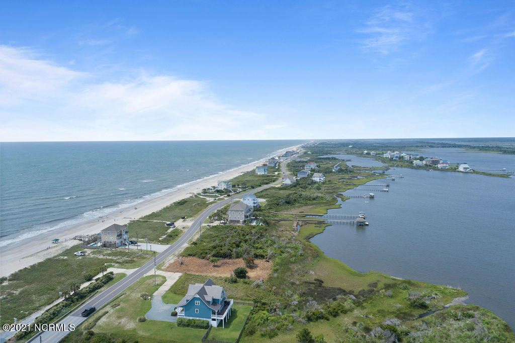 Photo for Lot 17 New River Inlet Road, North Topsail Beach, NC 28460 (MLS # 100284195)