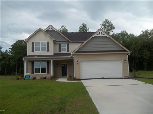 Photo of 203 Stackleather Place, Sneads Ferry, NC 28460 (MLS # 100193196)