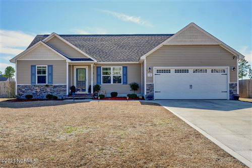 Photo of 718 Addor Drive, Richlands, NC 28574 (MLS # 100256196)