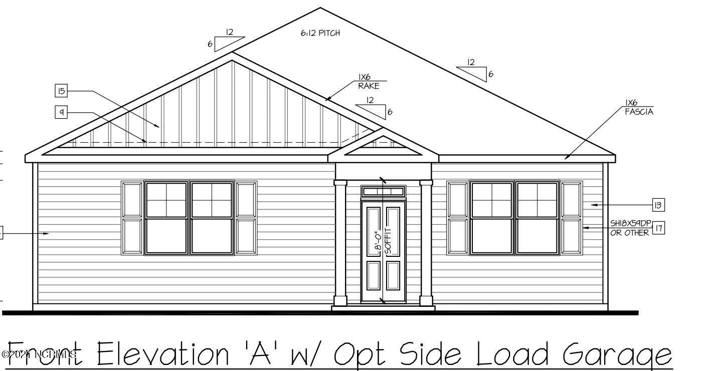 Photo of 700 East Creek Road #Lot 15, Sneads Ferry, NC 28460 (MLS # 100294196)