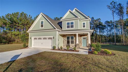 Photo of 110 E Goldeneye Court, Sneads Ferry, NC 28460 (MLS # 100140197)