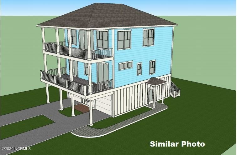 Photo for 1602 N New River Drive, Surf City, NC 28445 (MLS # 100245197)