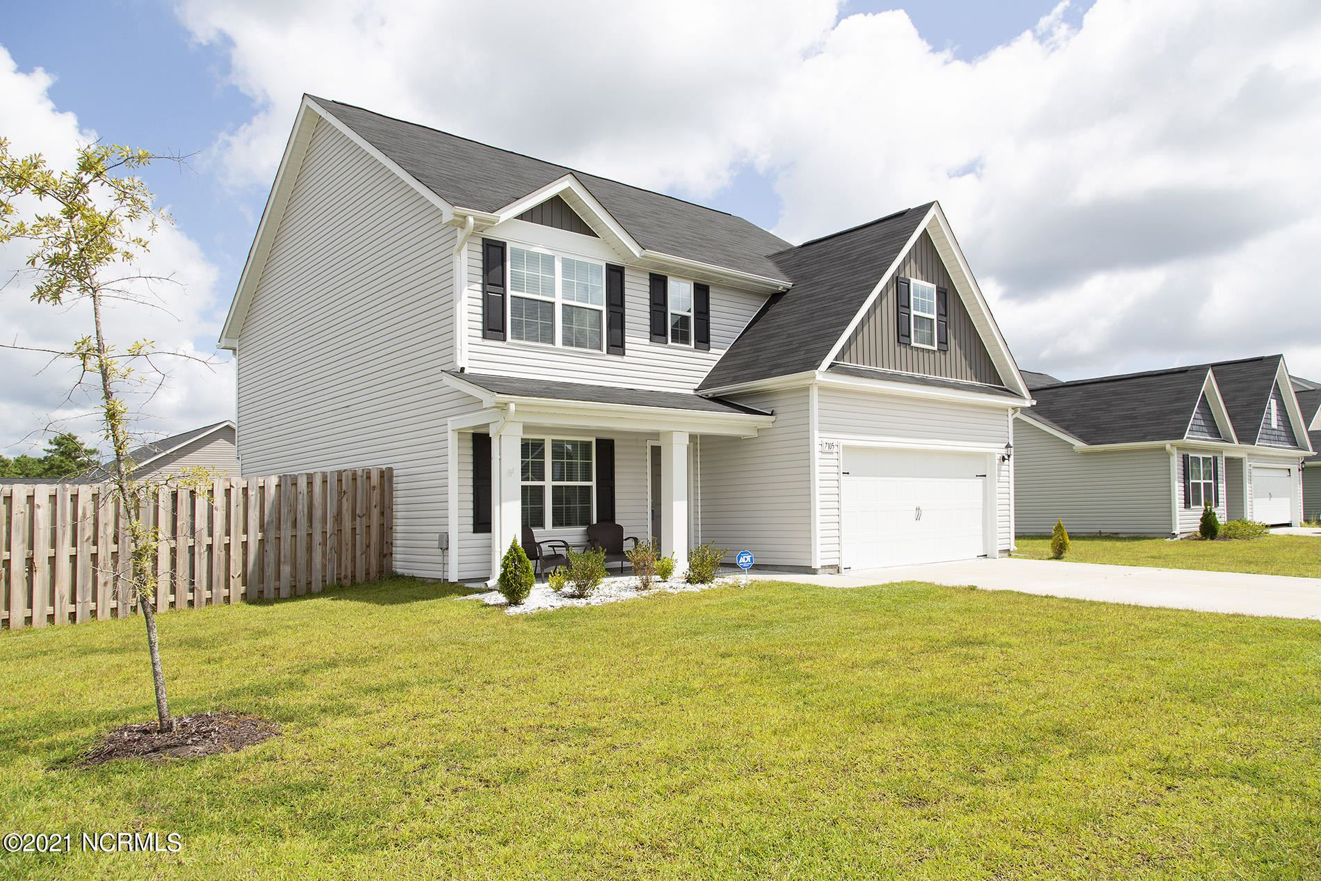 Photo of 7105 Brittany Pointer Court, Wilmington, NC 28411 (MLS # 100287197)