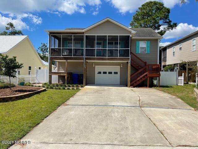Photo of 105 NW 5th Street, Oak Island, NC 28465 (MLS # 100293197)