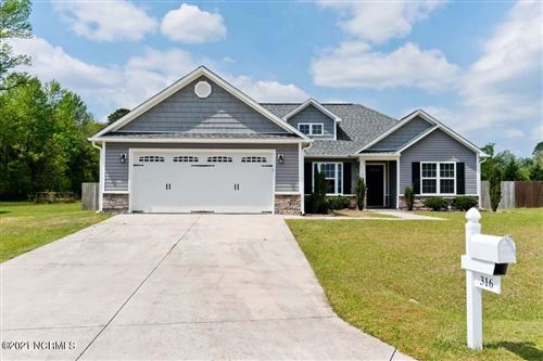 Photo of 316 S Brandon Way, Jacksonville, NC 28540 (MLS # 100267198)
