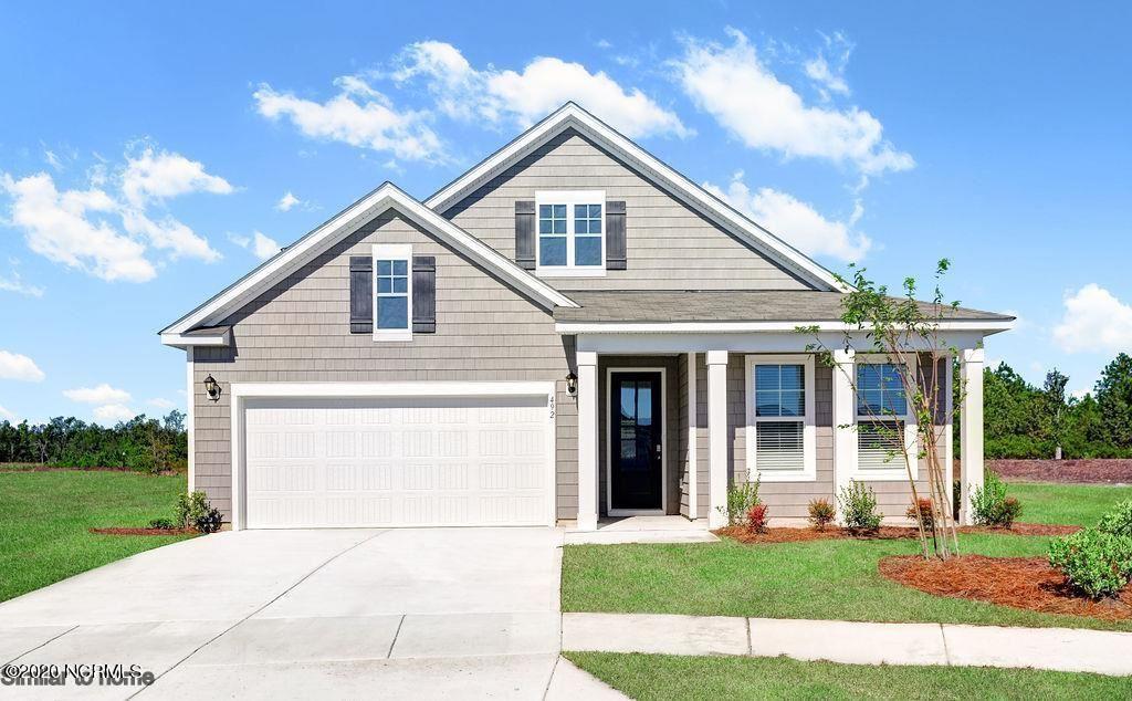 Photo of 9134 Winding Oaks Court NE #Lot 41, Leland, NC 28451 (MLS # 100283199)