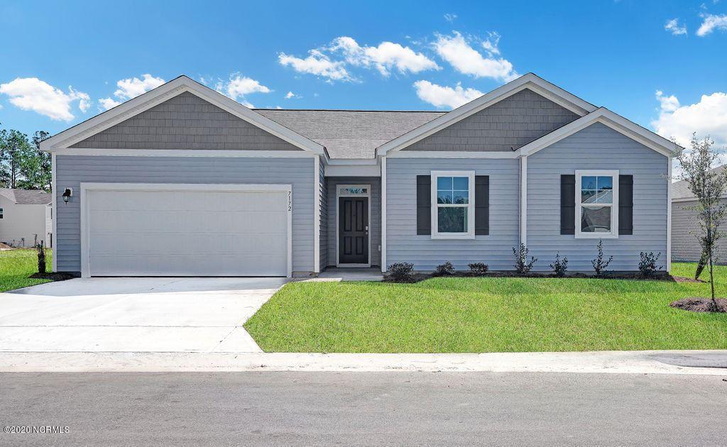 Photo of 363 Hope Creek Drive #Lot 11, Hampstead, NC 28443 (MLS # 100294199)