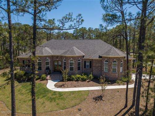 Photo of 4510 Grey Heron Court SE, Southport, NC 28461 (MLS # 100225200)