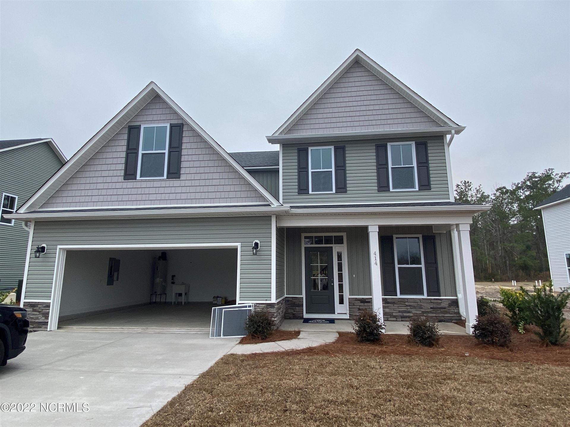 Photo of 415 Grandview Drive, Hampstead, NC 28443 (MLS # 100296200)