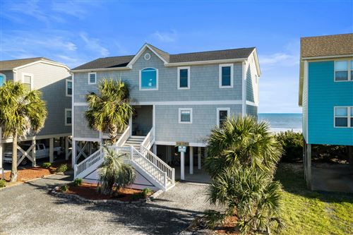 Photo of 134 Ocean Boulevard E, Holden Beach, NC 28462 (MLS # 100213202)
